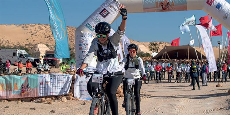 Dossier Dakhla - Sahraouiya: Sport et cause des femmes