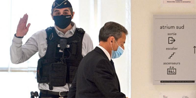 France/Affaire des «écoutes»: Sarkozy reconnu coupable