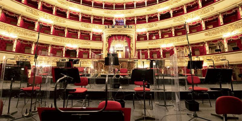 La Scala retrouve sa splendeur sous les ovations de son public