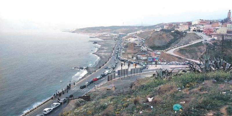Détroit: Sebta veut supplanter Gibraltar