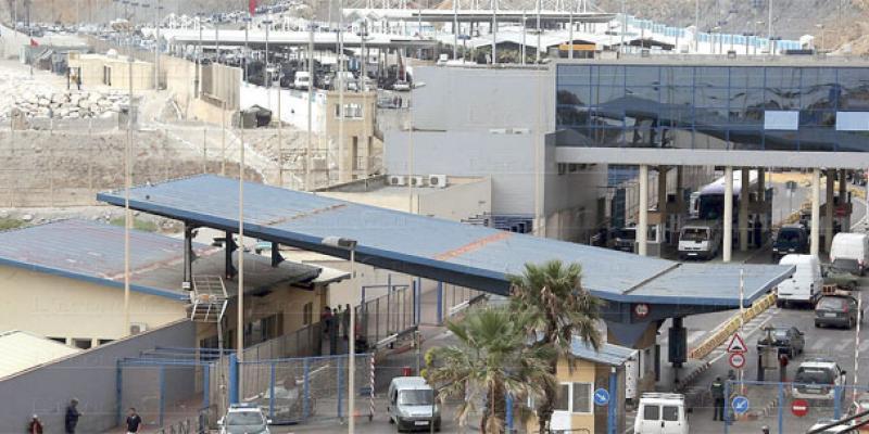 Sebta: Reprise des rapatriements