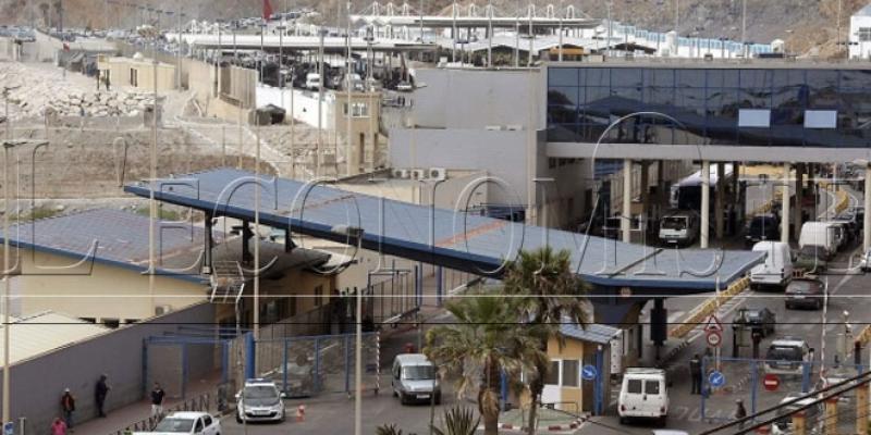 Sebta: Le Parlement espagnol demande des renforts