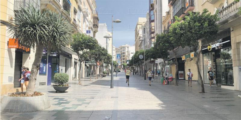 Sebta: Les commerçants espagnols en mode crise
