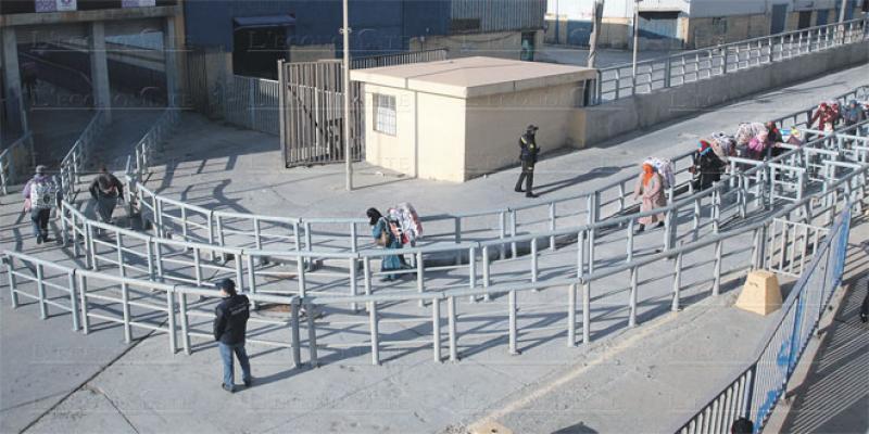 Sebta: Le projet espagnol de frontière intelligente prend l'eau