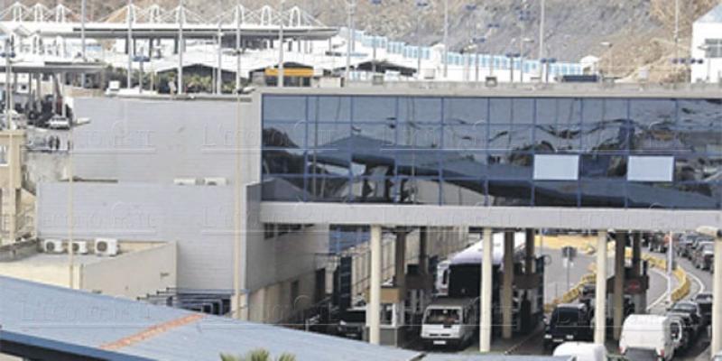 Sebta: Calme précaire à la frontière