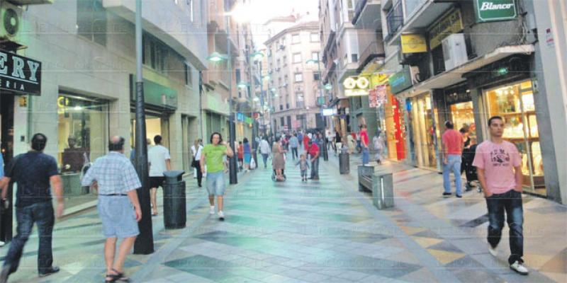 Sebta: Le touriste marocain, une aubaine