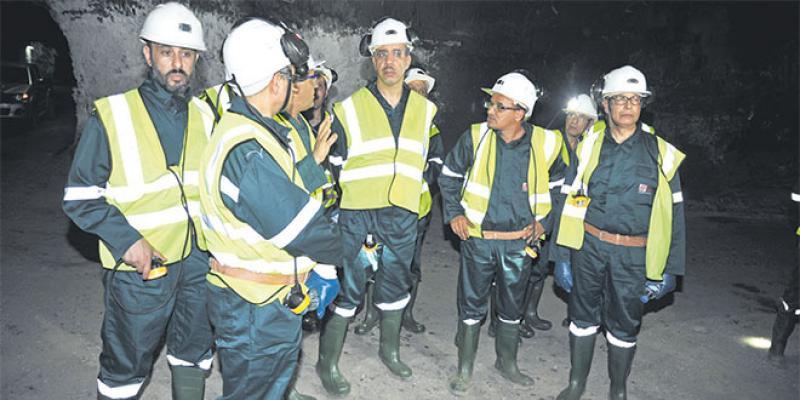 Marrakech/Safi: Le secteur minier atteint sa vitesse de croisière