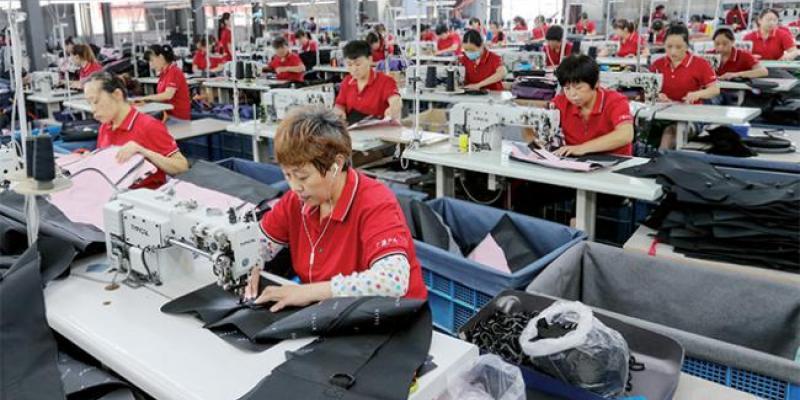 Secteur textile/habillement : Pas de retour à la normale avant 2023
