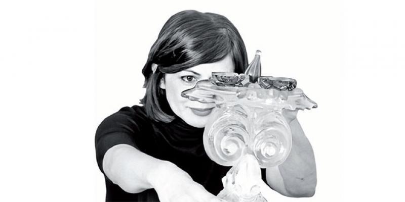 Seloua Ejjenane, une artiste qui ne se prend pas au sérieux