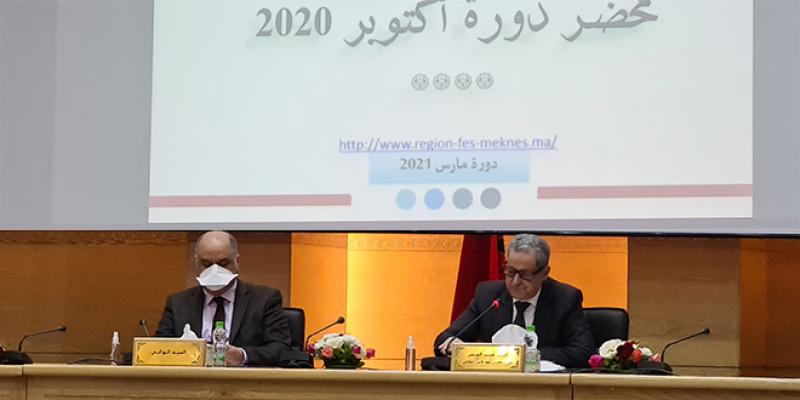 Fès-Meknès: Le Conseil régional dresse son bilan