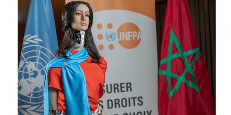 IA: Investissement américain pour le premier robot humanoïde marocain