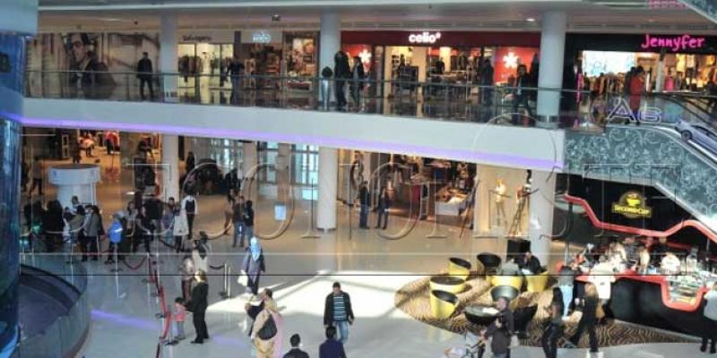 Business shopping-malls: Casablanca, le «Dubaï» de l'Afrique de l'Ouest?