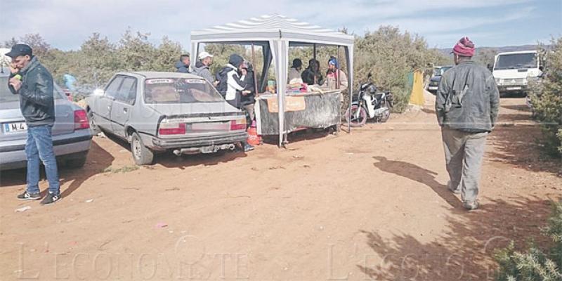 Sidi Boubker, l'autre bombe de l'Oriental