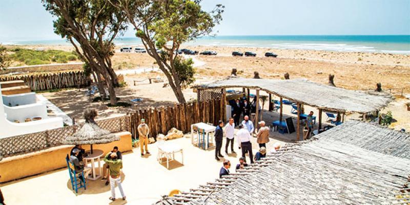 Les détails de la station éco-touristique de Sidi Kaouki