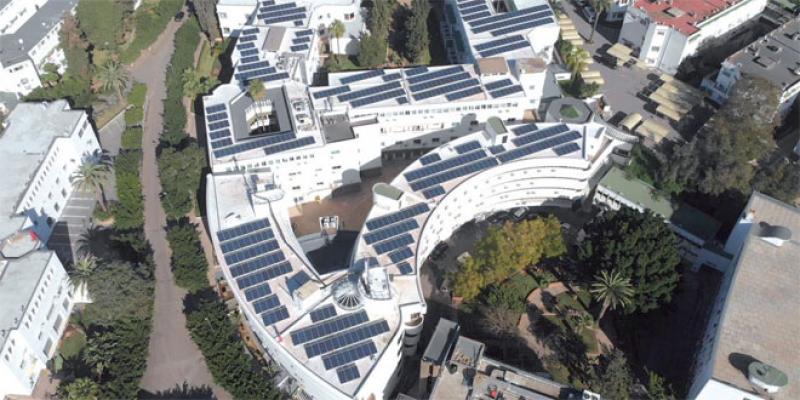 Les Finances se mettent au photovoltaïque