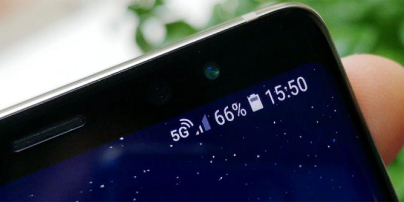 Les smartphones 5G arrivent