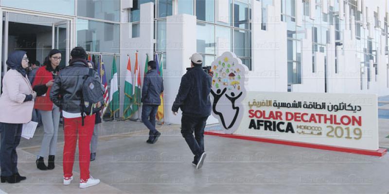Solar Decathlon Africa: L'intelligence collective au service d'un BTP écolo