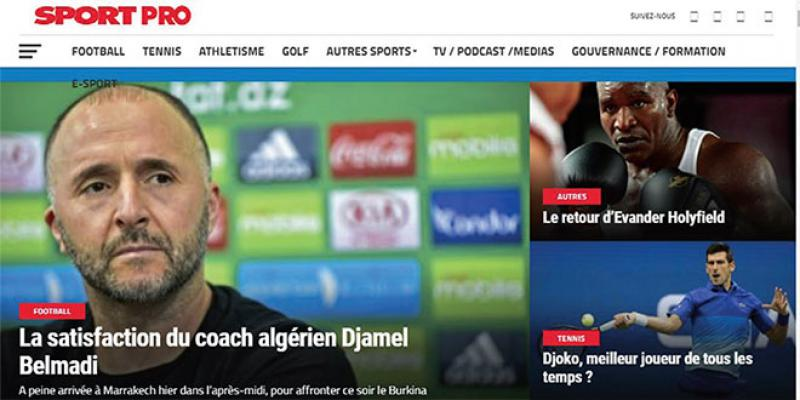 SportPro.ma, le rendez-vous digital du sport business