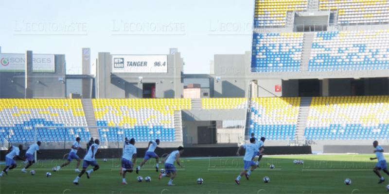 Tanger: 20.000 places de plus pour le grand stade
