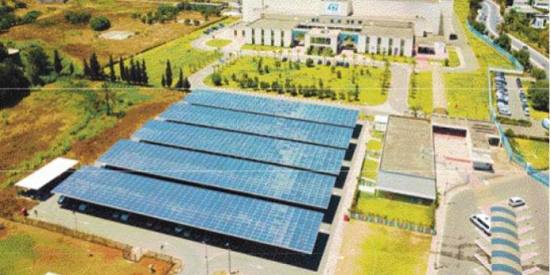 Energies renouvelables: STMicroelectronics vise la neutralité carbone dès 2027