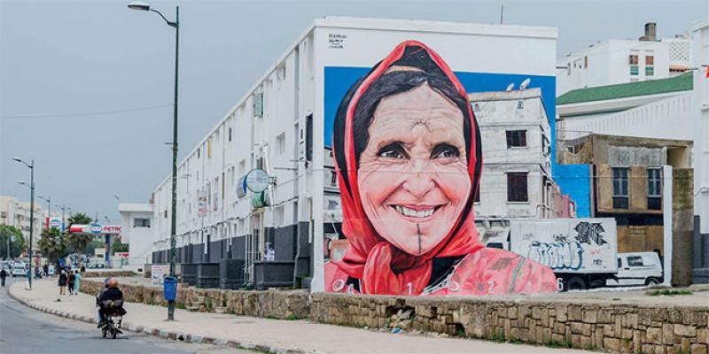 Street Art Casablanca, à la recherche de jeunes talents