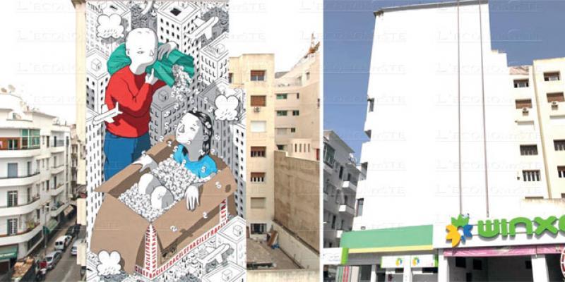 Casablanca: La mort annoncée du street art?
