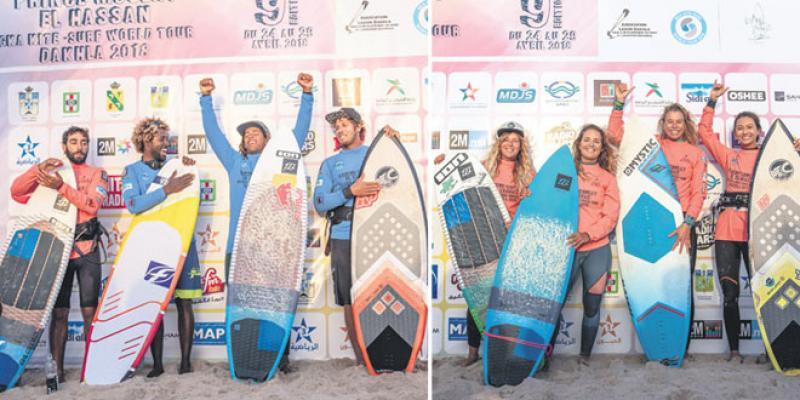 Championnat mondial du kitesurf de Dakhla: Une 9e édition remarquable
