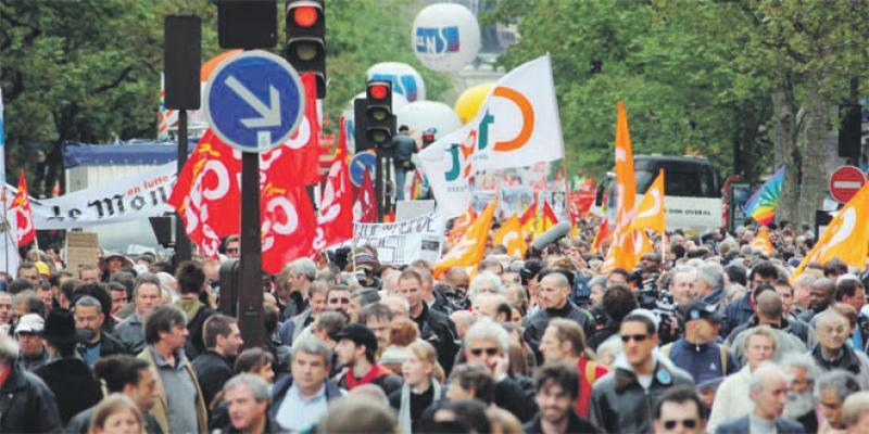 1er Mai: Fortes divergences entre syndicats français