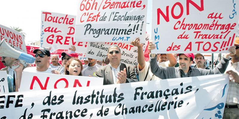 Syndicats: Le CESE pointe les lacunes du nouveau texte