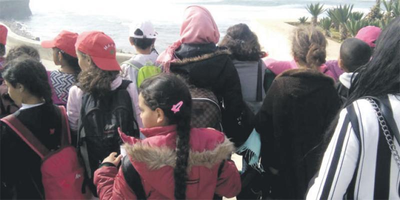 Tamesloht: Les enfants du douar Shib ont enfin une école «digne»