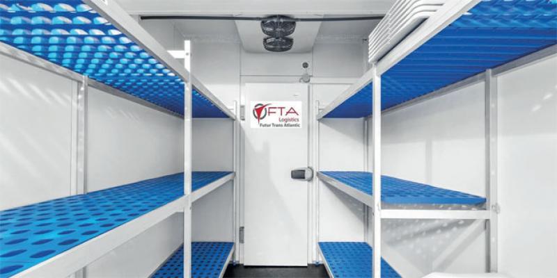 Tanger renforce sa capacité de stockage frigorifiée