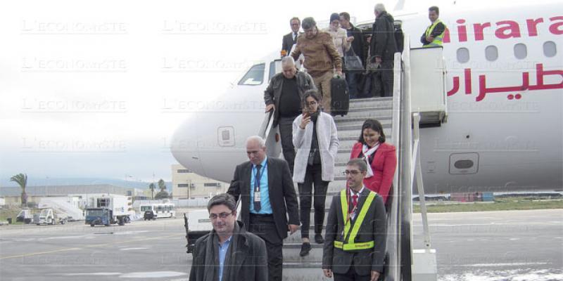Tanger: L'aérien conforte sa position