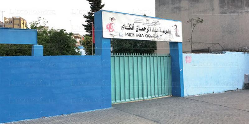 Tanger: Coup de jeune pour une vingtaine d'écoles