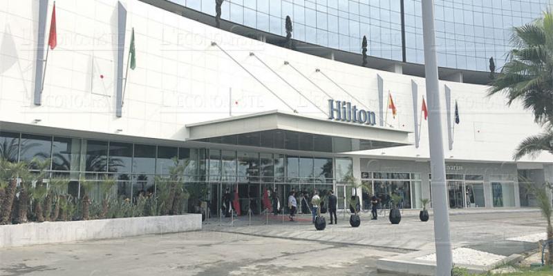 A Tanger, les efforts du Hilton récompensés