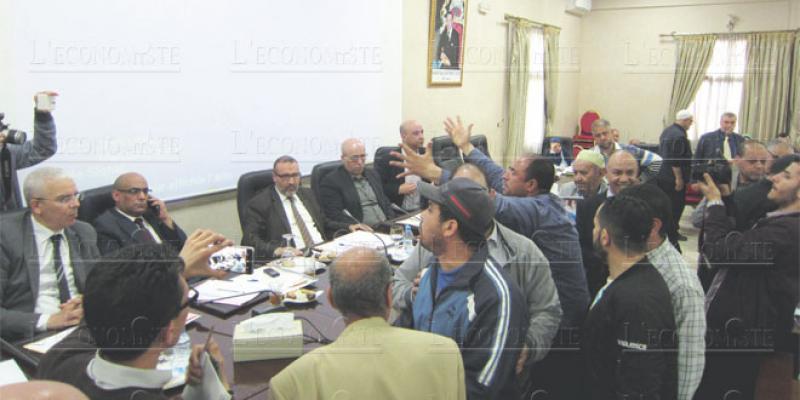 Tanger: La mairie peine à revoir son budget
