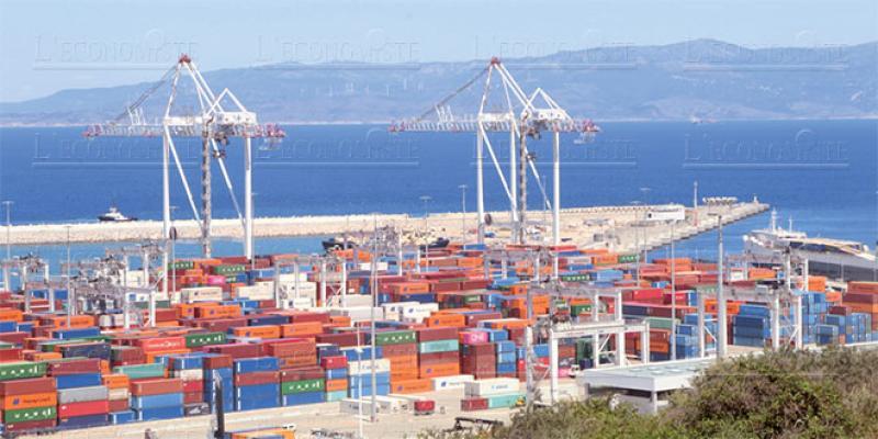 Tanger Med surfe sur la reprise