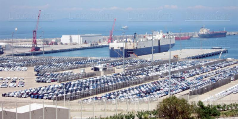 TangerMed booste ses capacités d'export automobile