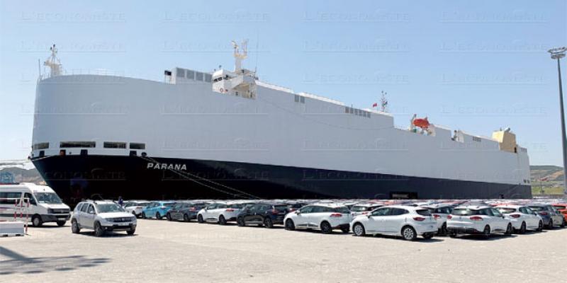 Tanger Med: Les zones industrielles ont le vent en poupe