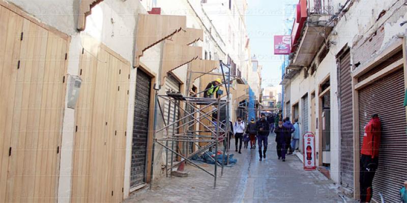Tanger: La restauration de la Médina fait grincer des dents