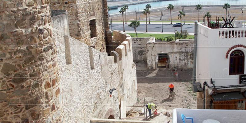 Dossier Tanger - La Médina se métamorphose