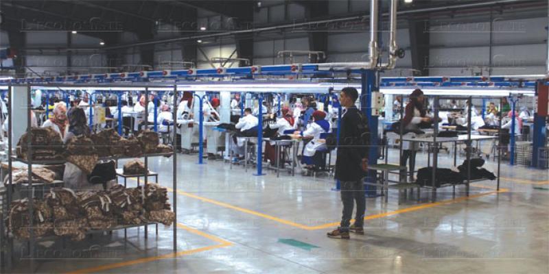 Tanger: Des «masques» tombent dans le textile
