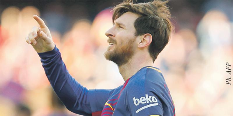 Tanger se prépare à recevoir la légende Messi