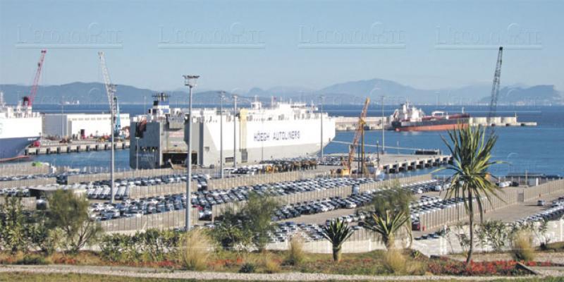 Le port de TangerMed démarre bien l'année