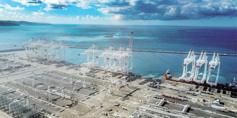 TangerMed II: APM Terminals prêt pour le démarrage