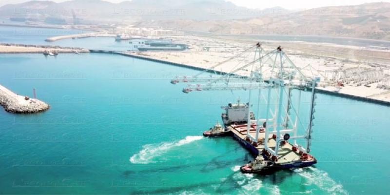 TangerMed: Le dernier terminal prépare son entrée en service