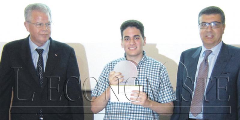 TangerMed récompense les meilleurs élèves de la région