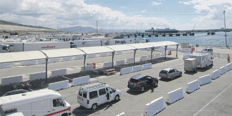 TangerMed: Conteneurs en hausse, passagers en baisse