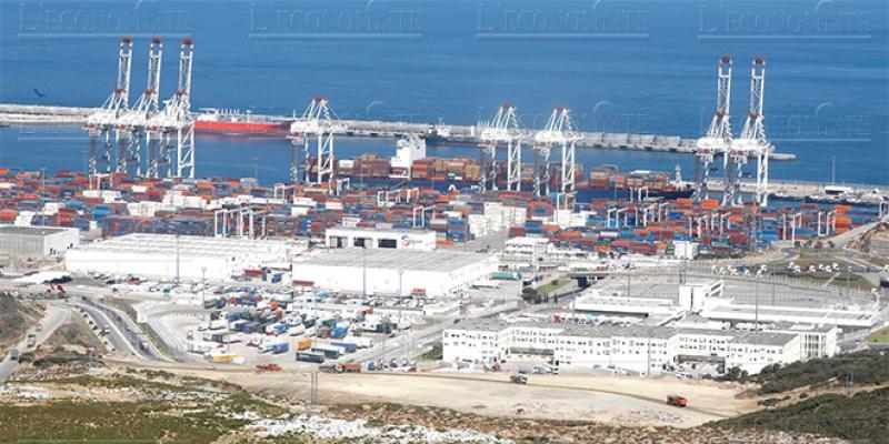 Conteneurs: TangerMed assure la domination en Méditerranée