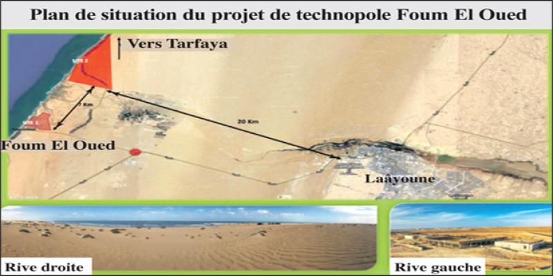 Technlopole Foum El Oued: Une cité du savoir pour les régions du Sud