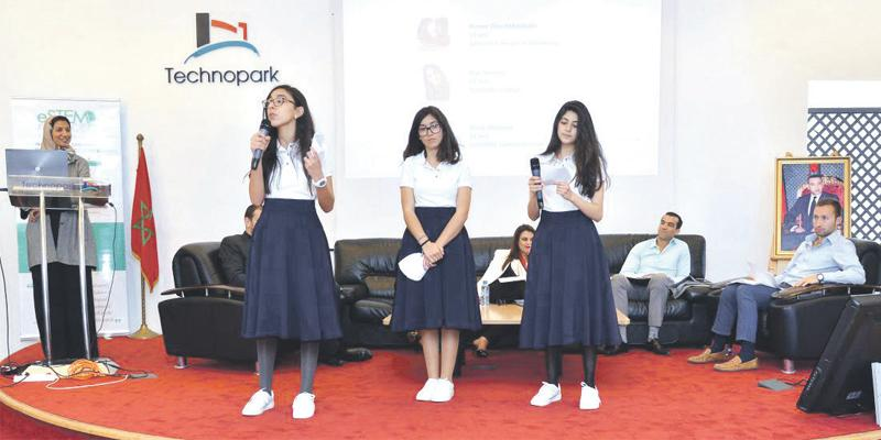 Technovation Challenge: Quand les femmes codent leurs applications